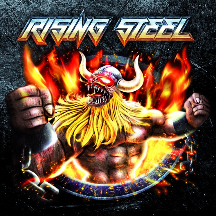 Rising steell first EP